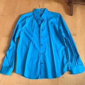 Express 1MX shirt, Button down shirt, dress shirt